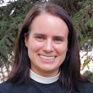 The Rev. Anna Greenwood-Lee